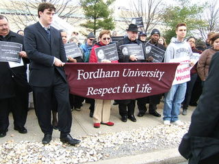 Fordham respect life