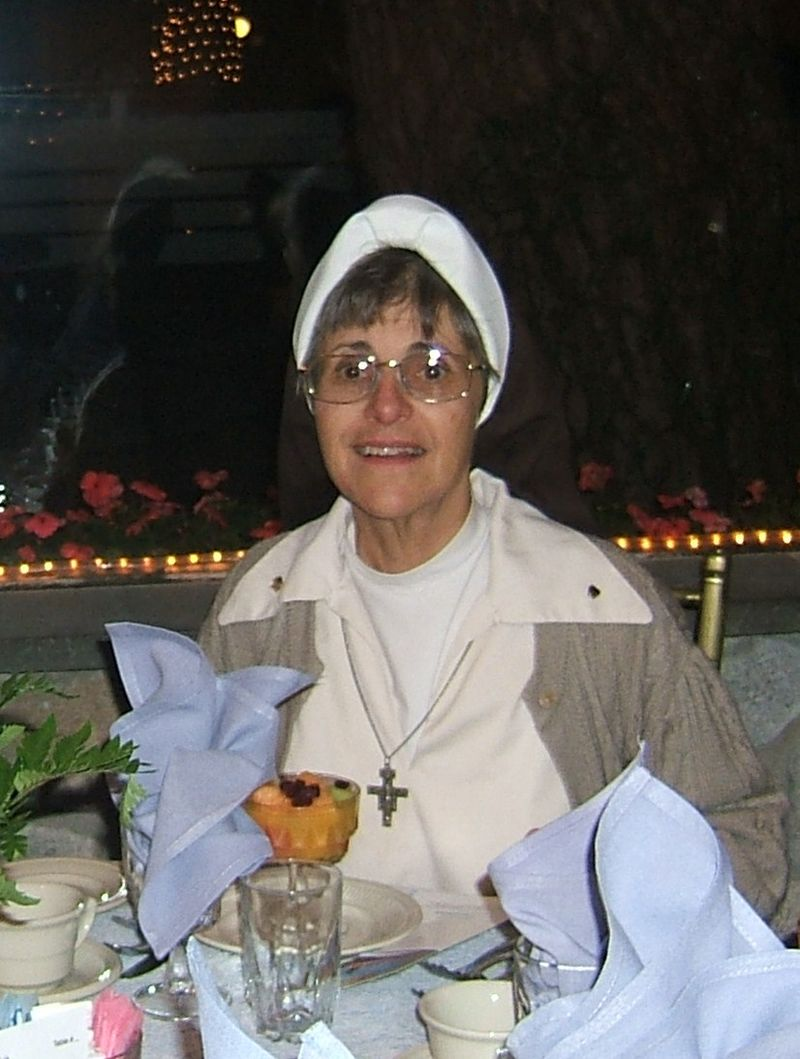Sr mary ann maceda