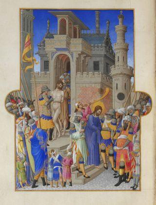 Mocking of Christ fra angelica