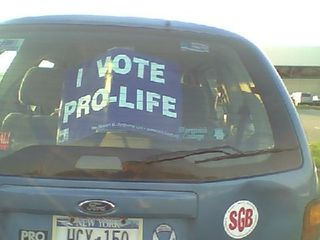 Rockland l vote prolife