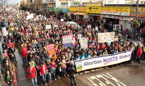West coast walk for life 12310