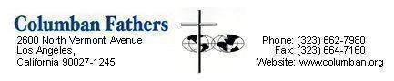 Columban Fathers