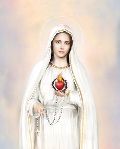 Immaculate heart of mary 2