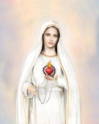 Mary, Immaculate Heart