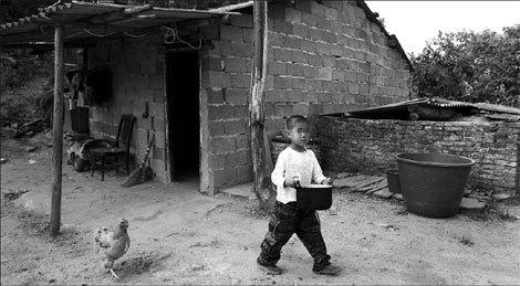 China's forgotten children