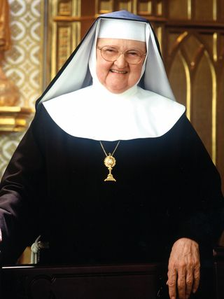 Mother angelica better