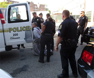 Fidelis arrest