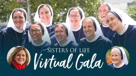 Sisterof life virtual gala
